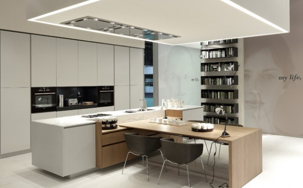 itadecouk alea kitchen by varenna poliform - Poliform Kitchen