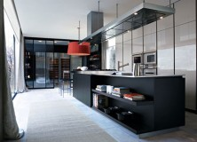 Matrix kitchen by Varenna Poliform - ItaDe.co.uk