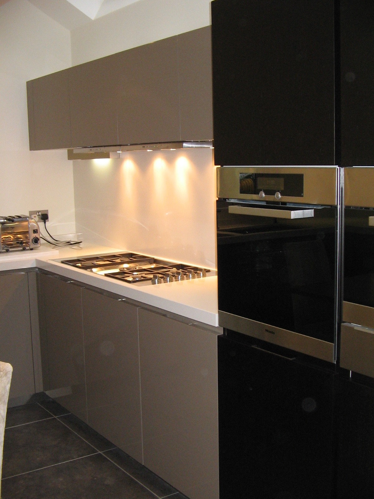 Kitchen in Hampstead, London NW3