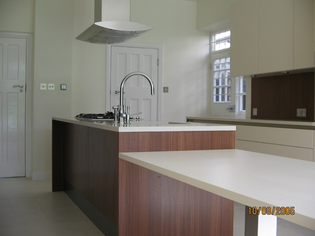 Kitchen in West Hampstead, London 3