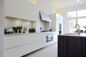 Kitchen in London - Design Luca Grigioni